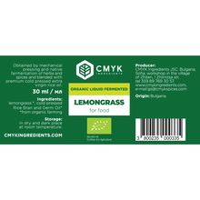 Lemongrass Bio Liquid Fermented