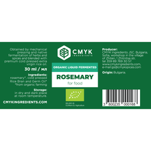 Rosemary Bio Liquid Fermented