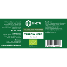 Yarrow Herb Bio Liquid Fermented