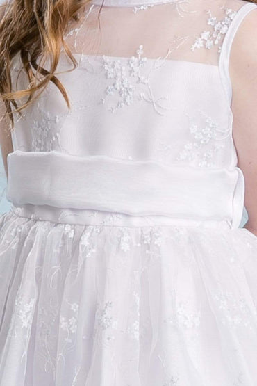 communion dresses 102 SASH Petite Adele flower girl dresses