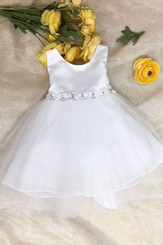 communion dresses Amelia Dress White vendor-unknown flower girl dresses