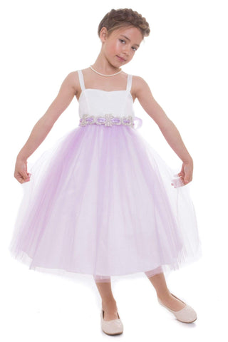 communion dresses Chloe Dress with sash Petite Adele flower girl dresses
