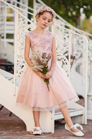 communion dresses Dream Dress Petite Adele flower girl dresses