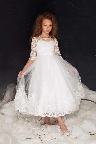 communion dresses Esme Dress PETITE ADELE flower girl dresses
