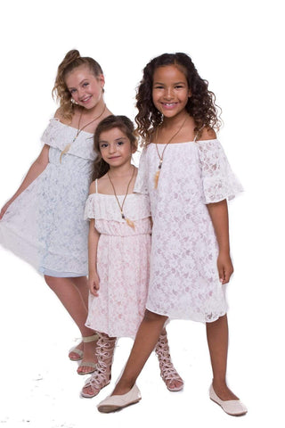 communion dresses Fern's dress-blush vendor-unknown flower girl dresses