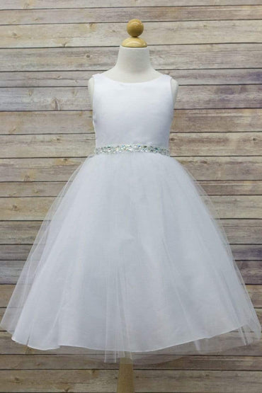 communion dresses Laura Dress-Ivory vendor-unknown flower girl dresses