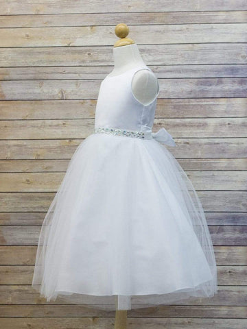 communion dresses Laura Dress-White vendor-unknown flower girl dresses