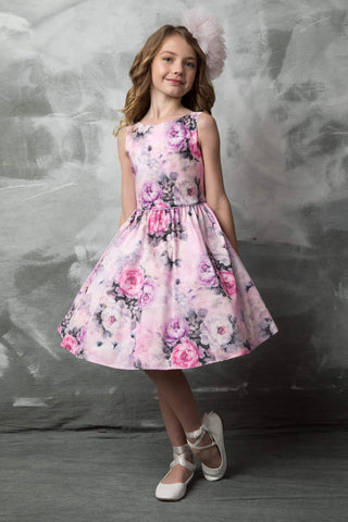 communion dresses Lilian Dress Lilac PETITE ADELE flower girl dresses