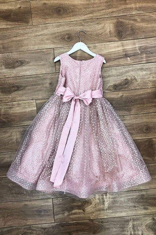 communion dresses Mahalia Dress Burgundy Petite Adele flower girl dresses