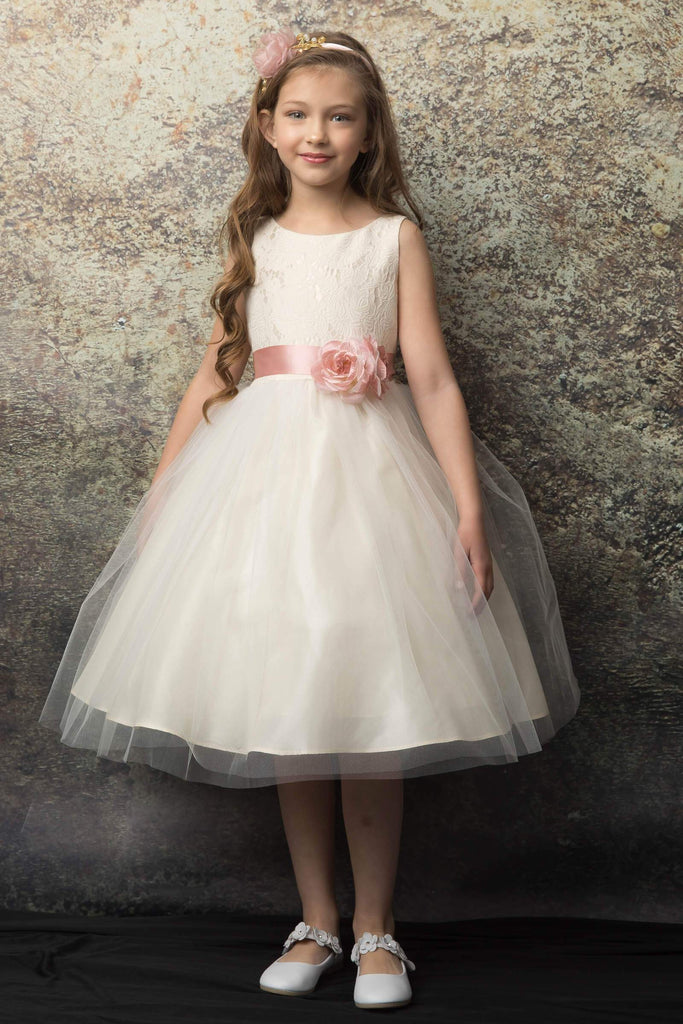 communion dresses Nichole Dress Petite Adele flower girl dresses