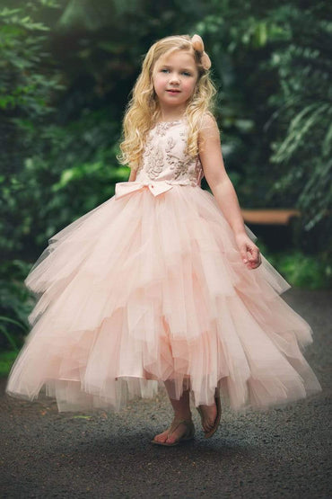 communion dresses Peyton Dress Navy vendor-unknown flower girl dresses