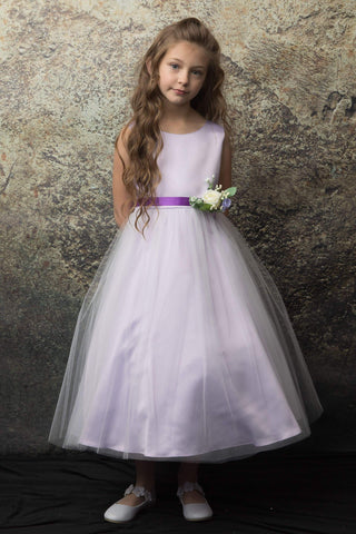 communion dresses Rosybell Dress Champagne Petite Adele flower girl dresses