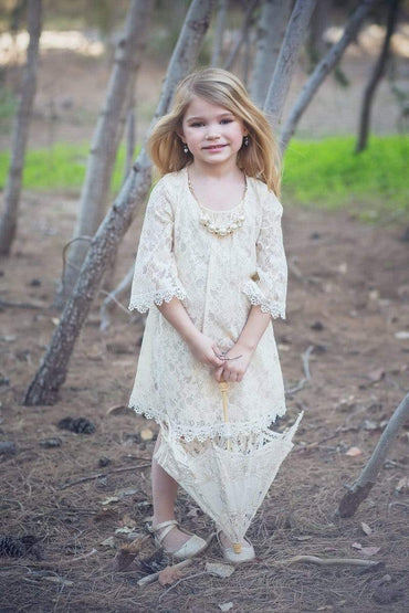 communion dresses Sammy Dress-Champagne vendor-unknown flower girl dresses
