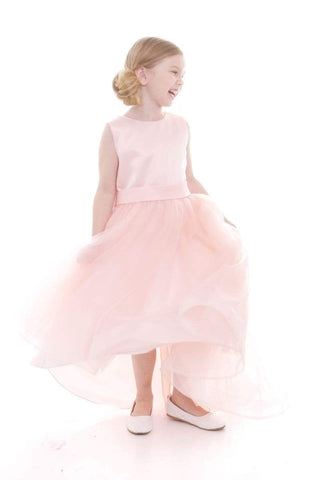 communion dresses Savannah Dress White vendor-unknown flower girl dresses