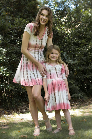 communion dresses Short t-shirt style dress vendor-unknown flower girl dresses