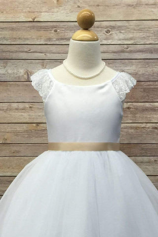 communion dresses Sophia Dress vendor-unknown flower girl dresses