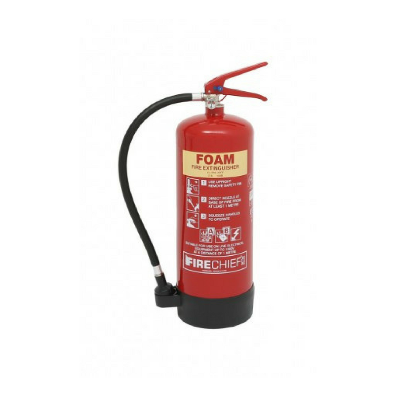 6 Litre Foam Power Plus Extinguisher