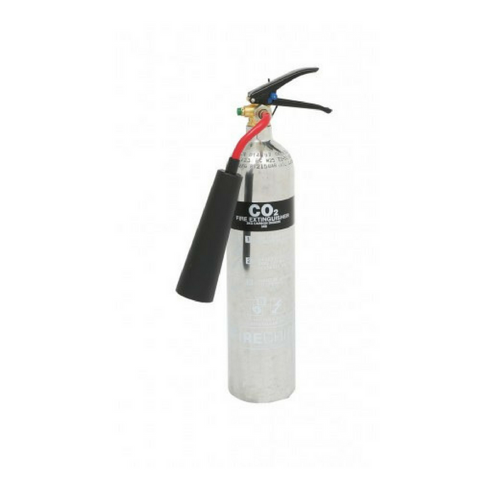 2 KG Polished CO2 Extinguisher