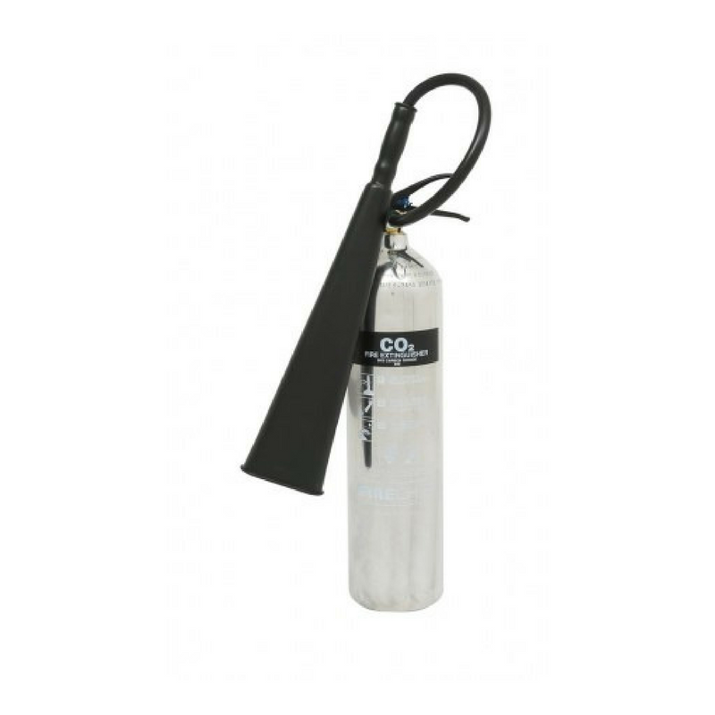 5 KG Polished CO2 Extinguisher