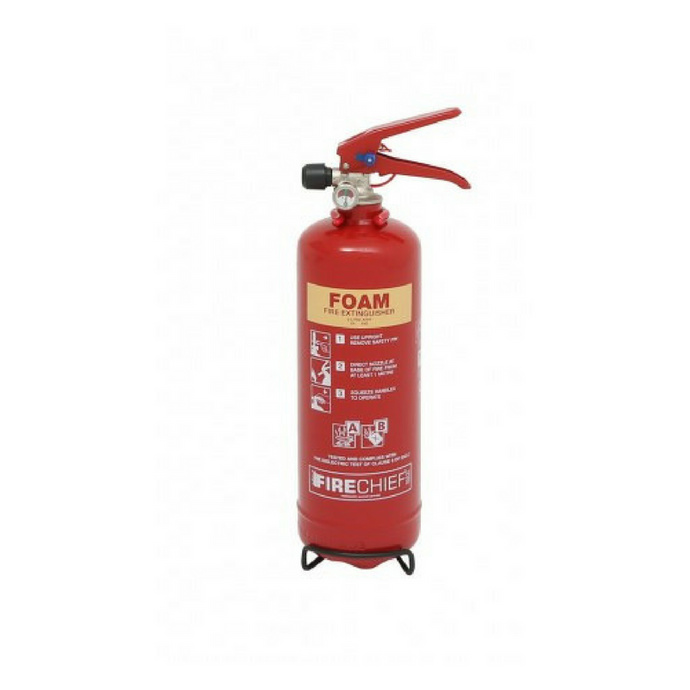 2 Litre Foam Fire Extinguisher