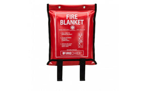 Soft Case Fire Blanket - 1.2m x 1.8m