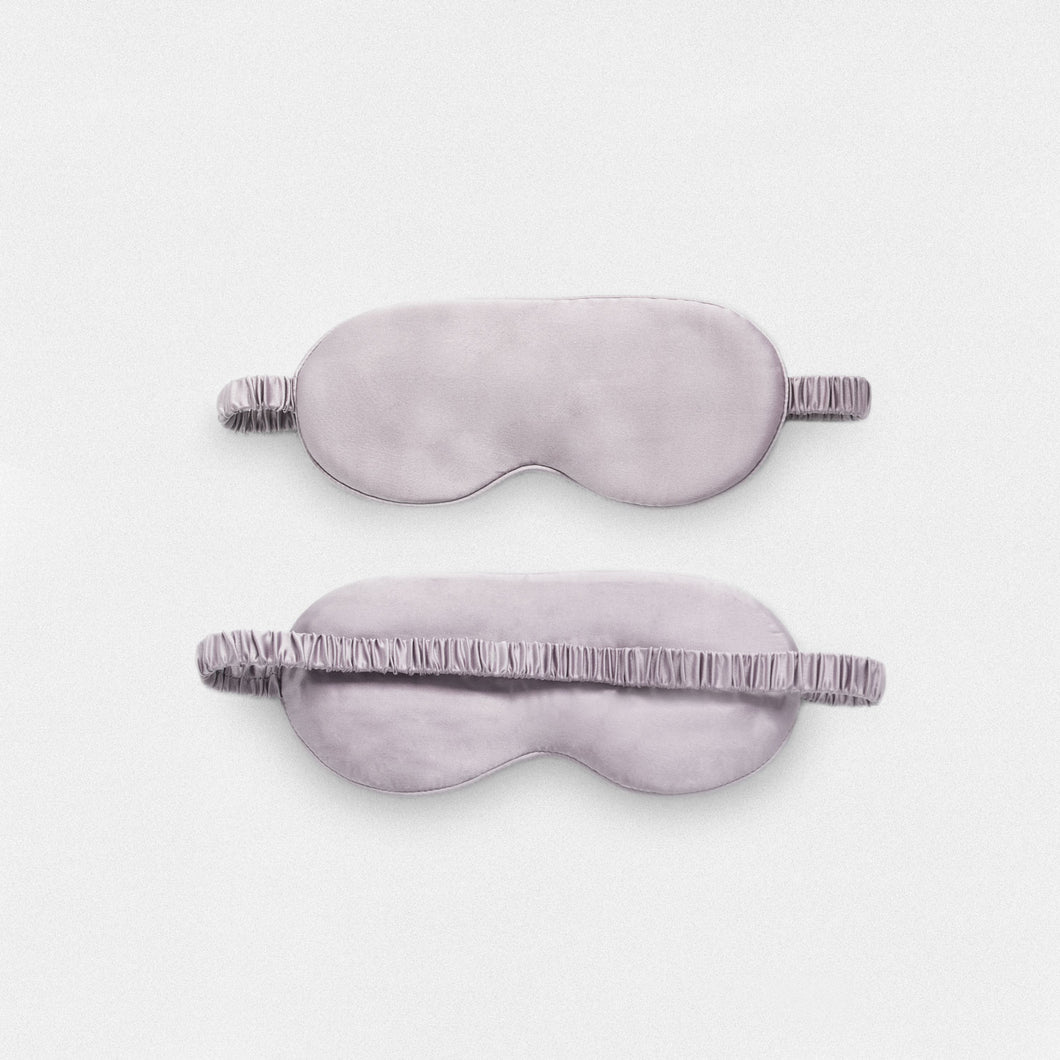 Sleeping Mask - Dusty Silver