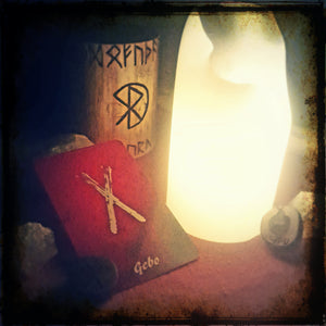 Rune Oracle of the Week - Gebo - Harmony, Balance and Fair exchange