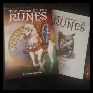 The Power of the Runes - Thomas Voenix