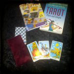 Learn the Tarot Starter Pack (Pre-loved Items) - Great Value