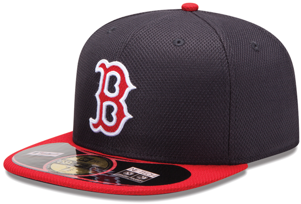 NEW ERA-DIAMOND ERA 59FIFTY FITTED CAP. BOSTON RED SOX. From PeakNation.co.uk