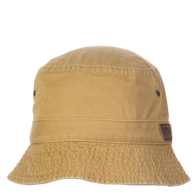 "ANIMAL - MEN'S BUCKET HAT ""Veroo"" Washed Cotton. SAND. One Size. BC5SG017"