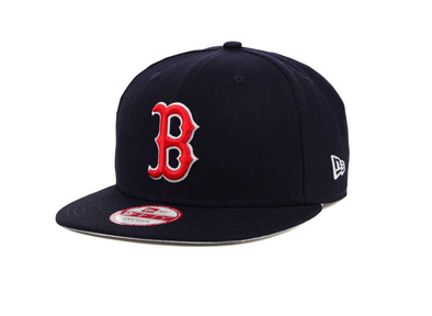 NEW ERA - 9FIFTY SNAPBACK CAP. MLB BOSTON REDSOX