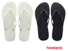 "HAVAIANAS WOMEN'S FLIP FLOPS ""SLIM""  (UK3 to UK9). SPECIAL LOW PRICE from peaknation.co.uk"