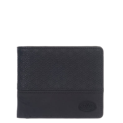 "ANIMAL ""CHUCK"" MENS PU WALLET. BLACK (DW6SJ022) from peaknation.co.uk"