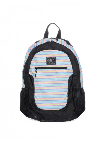 "O'NEILL ""AC LEDGE"" BACKPACK/RUCKSACK/SCHOOL BAG. BLUE AOP1"