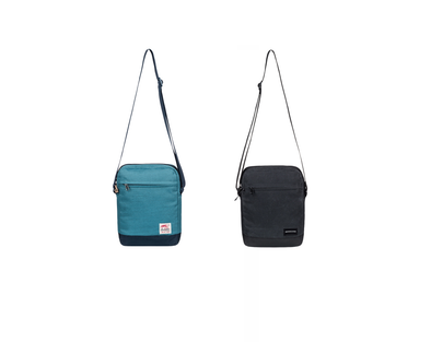 "QUIKSILVER ""MAGIC XL"" CROSS BODY SHOULDER BAG. (EQYBA03067)"