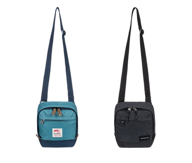 "QUIKSILVER ""MAGIC"" SMALL SHOULDER BAG. (EQYBA03069)"