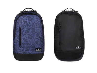 "DC ""TREKKER"" MENS BACKPACK. 2 COLOURS (ADYBP00008)  from peaknation.co.uk"