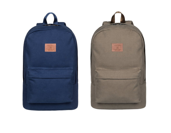 "DC ""BUNKER CANVAS"" BACKPACK. 2 COLOURS (EDYBP03120) from peaknation.co.uk"