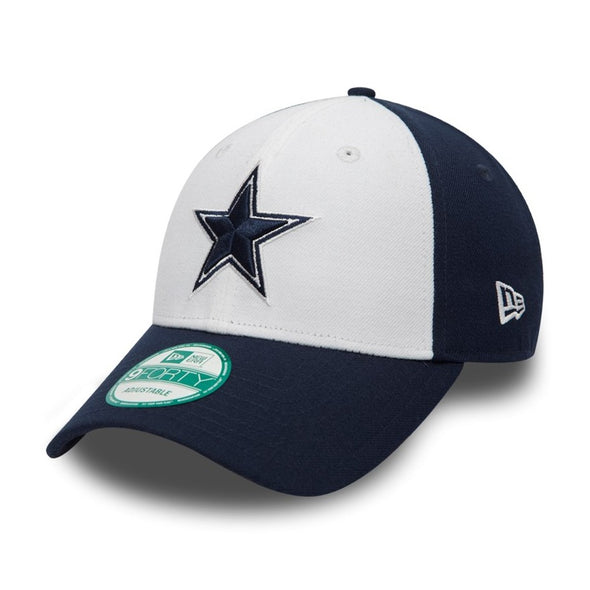 NEW ERA 9FORTY STRAPBACK CAP. THE LEAGUE 9FORTY. Dallas Cowboys from peaknation.co.uk