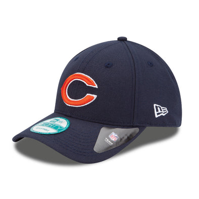 NEW ERA 9FORTY STRAPBACK CAP. THE LEAGUE 9FORTY. Chicago Bears. From PeakNation.co.uk