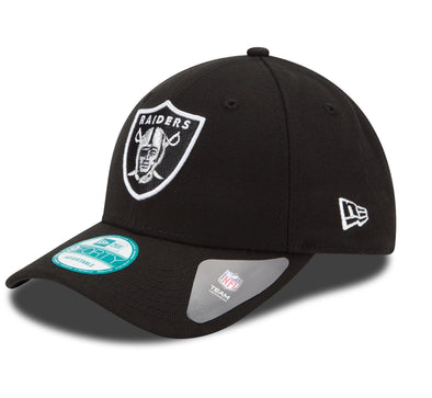 NEW ERA 9FORTY STRAPBACK CAP. THE LEAGUE 9FORTY.  LAS VEGAS RAIDERS