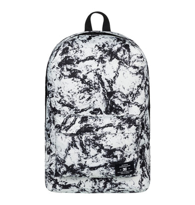 "DC ""BUNKER"" BACKPACK. LILY WHITE STORM PRINT (ADYBP03002) from peaknation.co.uk"