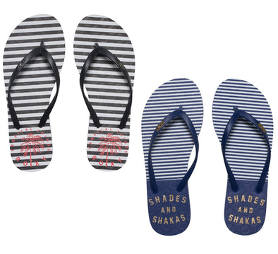 "ROXY ""VIVA STAMP"" WOMENS FLIP FLOPS (ARJL100543) from peaknation.co.uk"