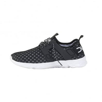 "HEY DUDE ""MISTRAL"" LADIES AMPHIBIOUS TRAINERS. BLACK from peaknation.co.uk"