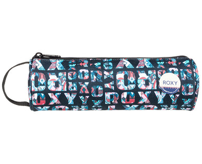 "ROXY PENCIL CASE ""OFF THE WALL"" ANTHRACITE SMALL URBAN (XKBM) from peaknation.co.uk"