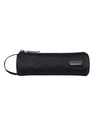 "QUIKSILVER ""PENCILO"" BOYS PENCIL CASE. BLACK (EQYAA03754-KVJ0) from peaknation.co.uk"