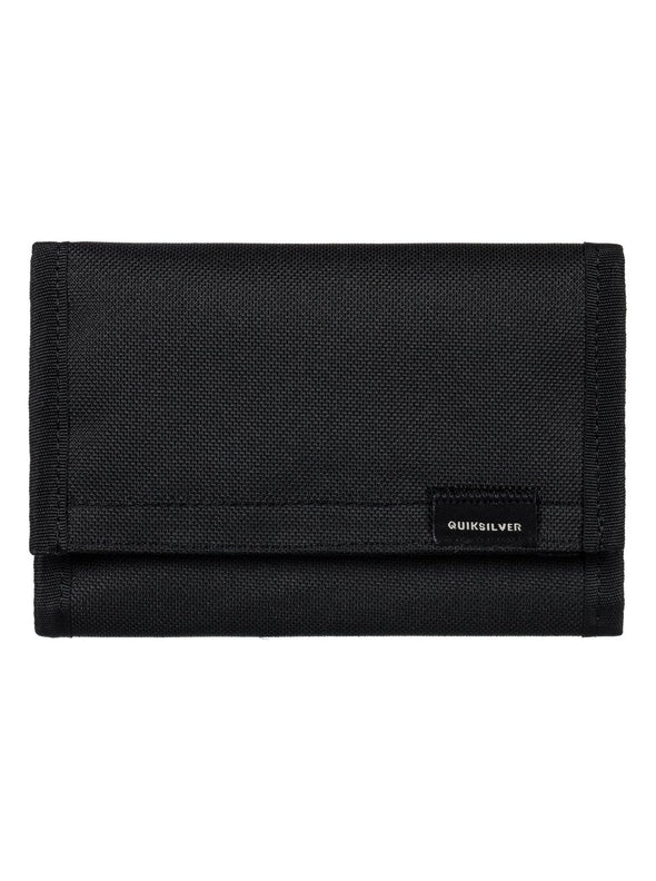 "QUIKSILVER ""THE EVERYDAILY"" MENS WALLET. BLACK (kvj0) from peaknation.co.uk"
