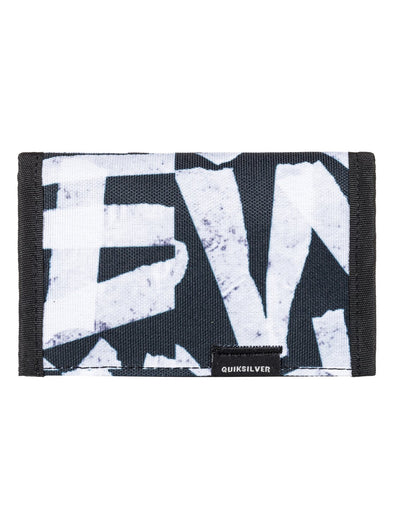 "QUIKSILVER ""THE EVERYDAILY"" MENS WALLET. BREAK THE CYCLE (wbb7) from peaknation.co.uk"