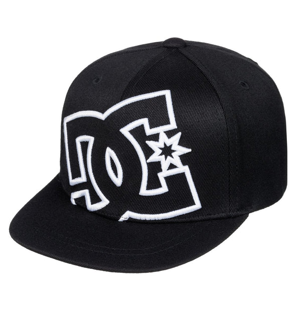 "DC ""YA HEARD 2"" BOYS FITTED CAP. YOUTH SIZE (75300013) from peaknation.co.uk"